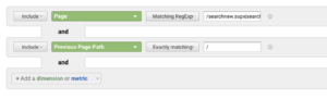 Google Analytics Backend to Filter Data for DealerOn