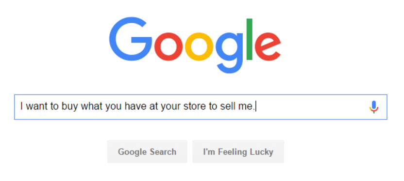 Example Google Search